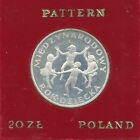 Poland 20 Slotis 1979 Test Year International Kids