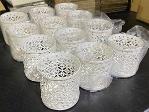 12 x Wedding Candle Holder Home Deco Tea Light Holders Centrepiece Table Decor