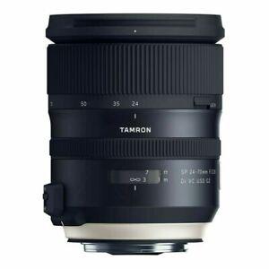 Tamron SP 24-70mm f/2.8 Di VC USD g2 Objektiv für Canon EF (a032e)