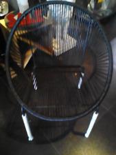 "Designer Retro Wire Patio Chair. ""ONLINE SPECIAL"""