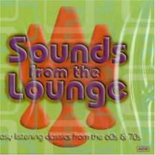 Sounds From The Lounge - Various Artists (2001) CD