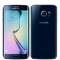 BNIB Samsung Galaxy S6 Edge 32GB SM-G925F Black Sapphire Factory Unlocked 4G OEM