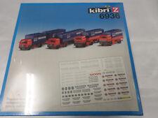 Kibri 6936 Z Scale Set of Trucks