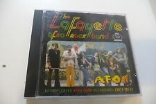 THE LAFAYETTE AFRO ROCK BAND CD AFON BOITIER FENDU SUR 4,5 CM.
