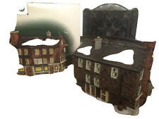 Dept 56 New England Village Series Union Oyster House 56.57004 New 23