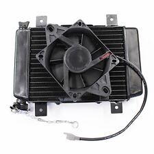150 200 250cc zongshen loncin water cool radiator xmotos apollo water box + fan