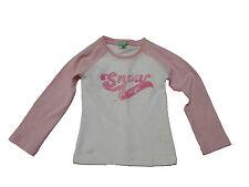 ROX Camiseta de Manga larga Talla 2 Para niña de 2 años