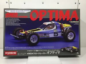 Kyosho Optima 30617 Off-Road Racer 1:10 4WD Kit *Legendary Series*