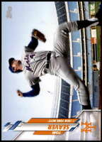 Tom Seaver 2020 Topps Short Print Variations 5x7 #427 /49 Mets