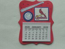 2020 St Louis Cardinals Calendar St Louis Cardinals Calendar In Collectible Calendars (Current