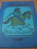Lesestart Kamp Schulbuch gebraucht von 1980 mit Einband als Übungsbuch