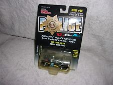 RACING CHAMPIONS POLICE U.S.A.1955 CHEVY BEL AIR INDIANA STATE POLICE #39
