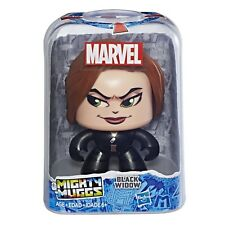 Mighty Muggs ~ BLACK WIDOW FIGURE ~ Hasbro Marvel Avengers