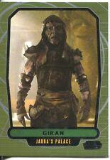 Star Wars Galactic Files 2 Base Card #531 Giran