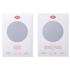 NEW Able Stainless Filter Disk Set - Standard and Fine to fit Aeropress/Bruer