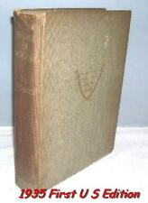 1935 Seven Pillars of Wisdom a Triumph by T E Lawrence 1st Edition Plates & Maps