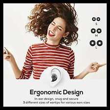 Seneo By Wireless Earbuds Bluetooth Sport Ipx7 Sweatproof True Headphones W/Touc
