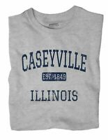 Caseyville Illinois IL T-Shirt EST