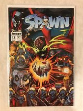 Spawn Issue #13 (August 1993, Image Comics) Todd McFarlane Cover VF/VF+