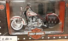 "1:10 ""Maisto"" FLSTS Heritage Springer ""Harley Davidson"""