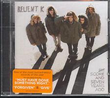 RELIENT K - FIVE SCORE AND SEVEN YEARS AGO - CD ( NUOVO SIGILLATO )