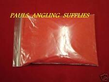 Fishing Mould Jig Head Lure Plastic Coating Powder RED
