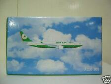 EVA AIR A330-200 airlines playing cards