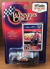 1997 Winners Circle 1:64 Lifetime Series - Jeff Gordon DUPONT #24 Kenner Sealed
