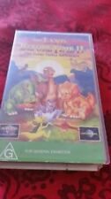 Children's & Family G Rated Adventure VHS Tapes