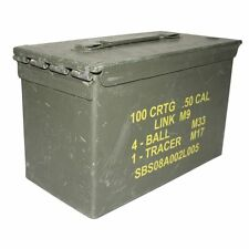 Caisse à munition US grand modèle occ.