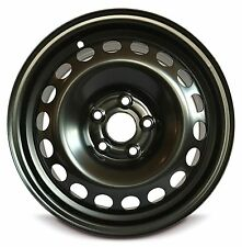 "New (06-16) Volkswagen Jetta 15""x6"" 5 Lug Replacement Steel Wheel Rim 5x112mm"