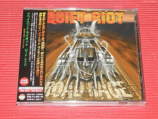 2017  JAPAN CD QUIET RIOT Road Rage with Bonus Track for Japan