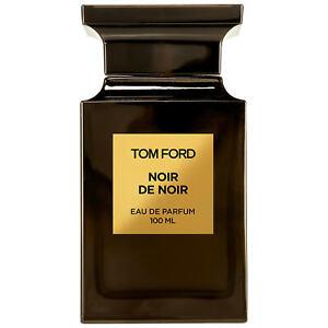 Tom Ford Noir De Noir -100% GENUINE Eau De Parfum - FOR MEN 5ml TRAVEL Spray
