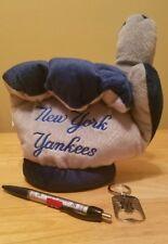 ~Lot of 3~ New York Yankees Foam Finger, Ink Pen, Keychain Bottle Opener New NWT
