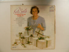 Kate Smith LP CHRISTMAS ALBUM ~ RCA VG+