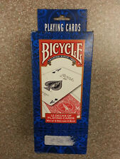 BICYCLE PLAYING CARDS 12 Packs STANDARD 6 red 6 blue texas hold 'em poker bridge