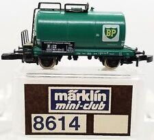 Z Scale Marklin Mini-Club 8614 BP Tank Car