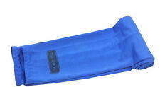 New 1Pair Arm Sleeves Cooling UV Sun Protect Golf Cycling Basketball blue color