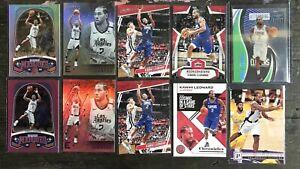 2019-20 Kawhi Leonard Basketball Cards
