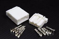 6 PIN Connector Socket Plug 1 kit for MX5 MIATA SEAT SPEAKER
