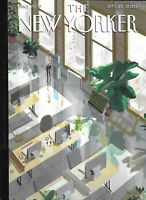 New Yorker Magazine Science of Sugar The Shaming Pandemic Election Outer Space