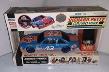 Vtg 1992 RICHARD PETTY TALKING ELECTRONIC LARGE 1:16 STP NASCAR #43 ORIGINAL BOX