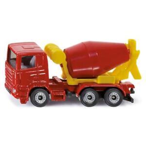 Siku Super 8 Cement Mixer 0813