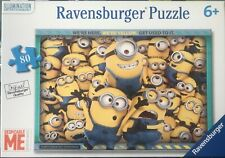 "Kids JIGSAW Puzzle ""MINIONS ROCK"" ~Despicable Me~ 80 Piece COMPLETE"
