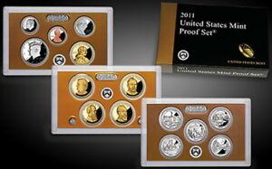 (1) 2011 United States Proof Set in Original Box