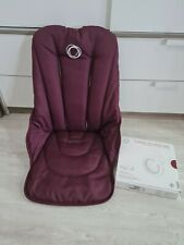 Bugaboo Fox Seat Fabric and Wheel caps Red Melange Brand New In Box