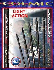 Fishing Rod Colmic River Superior (Light : 12gr) Fuji Guides