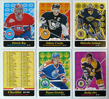2015-16 NHL O-Pee-Chee Retro Parallel / Pick 2 Lot /Base & SP / Finish Your Set