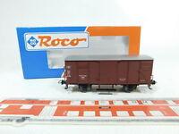 BJ9-0,5# Roco H0/DC 46824  Werkkurswagen/Güterwagen 55084 DB NEM, NEUW+OVP