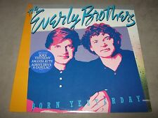 The EVERLY BROTHERS Born Yesterday SEALED New Vinyl LP Albert Lee Pete Wingfield